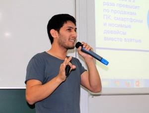 Интервью Рустама Хамдамова, IoT