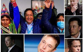 Боливия, Эво Моралес, Луис Арсе, Илон Маск, твит Маска о Боливии